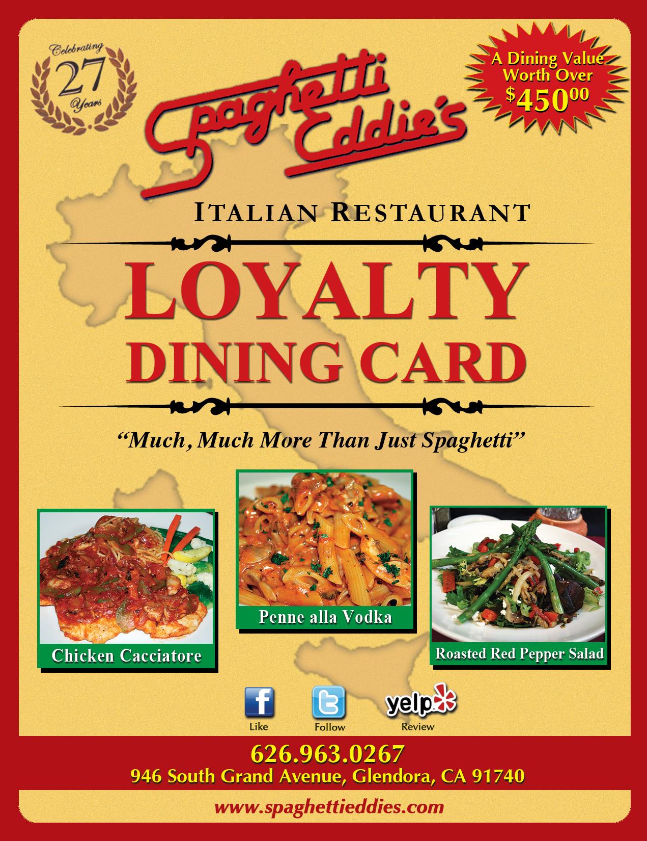 Eddie's pizza coupons